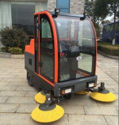 Varrendo Eléctrico Suntae Escola carro vassoura varrer a máquina Lq-Xs-2000 disponível a função de spray de alta pressão do aspirador de pó