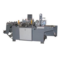 Automatische stempelschneidene Flachbettmaschine für selbstklebende Kennsätze