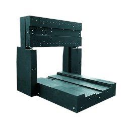 Los componentes mecánicos de granito