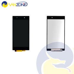 Visor LCD de substituição originais do conjunto de digitalização com tela sensível ao toque para a Sony Z1 com melhor qualidade em stock