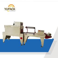 Pellicola Pof Film Automatic Industrial Heat L Bar Sealer Sealing E Shrink Shrinking Wrap Wrap Pacchetto/Imballaggio/Imballaggio Macchina Imballatrice Con Tunnel
