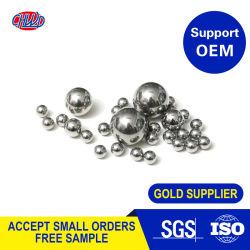 1.5mm 1.5875mm 1/16 di pollice Suj2 Gcr15 AISI52100 che sopporta sfera d'acciaio da vendere che sopporta 3.175 millimetri 1/8 di pollice 5/35 3.9688 millimetri 3/16 4.762mm 7/32 di 5.5562mm 6mm 6.35mm