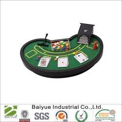 Полиэстер зеленый игры по мнению печати / ВОСПРОИЗВЕДЕНИЕ / Mat коврик для покера