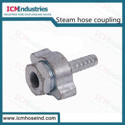 Соединение на массу пара из углеродистой стали совместные штуцер для шланга подачи пара гидравлические фитинги трубы