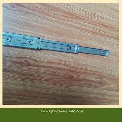 Tornillería de acero inoxidable de precisión personalizado caja metálica de diapositivas de cajón