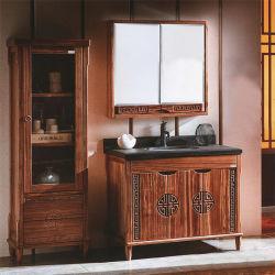 Misteriosa Beleza Oriental Mobiliário de banho de madeira armário de banheiro-915