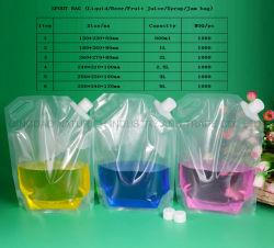 Liquido del sacchetto del becco/sacchetto del sacchetto 100ml 200ml 300ml 500ml 1L 2L 2.5L 3L 5L succo frutta/della birra/sciroppo/ostruzione/maionese