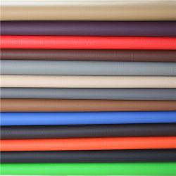 Abrasion-Resistant cuir synthétique en PVC pour l'automobile, véhicule sellerie coiffe de siège