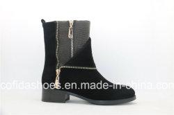 新しい設計良質の女性の冬のブーツ