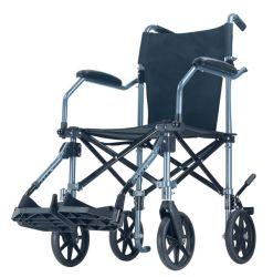 Topmedi Portable Lightweight Transport Wheelchair с Trolley Case