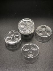 Contenitore di imballaggio di plastica della bolla per il prodotto della decorazione