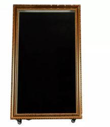 Grote Draagbare Magisch van de Post Selfie van het Scherm van de Aanraking van de Verkoop Goedkope weerspiegelt me de Cabine van de Foto van de Spiegel