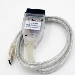 Outil de diagnostic automatique pour BMW Dcan Inpa K avec l'interrupteur, Inpa avec interrupteur
