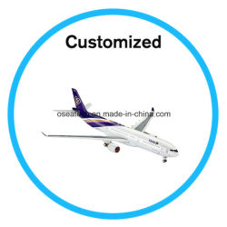 Пользовательские модели самолета с акриловым подставки