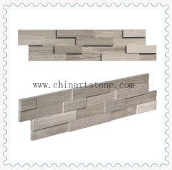 الصين أبيض خشبيّة رخاميّة أردواز ثقافة حجارة لأنّ جدار [كلدّينغ]