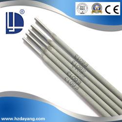 China Fornecedor eletrodo de solda em aço carbono macio E6013 E7018