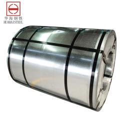 Dx51d Médio Quente Tira de aço galvanizado revestido de zinco/ Chapas de aço /bobinas de aço (GI) para a folha de material de construção de coberturas