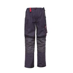 Diseño OEM para hombres Ropa de trabajo la carga de Múltiples bolsillos fábrica de pantalones de algodón del obrero pantalones