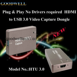 Custodia in metallo da HDMI a USB3.0 Capture