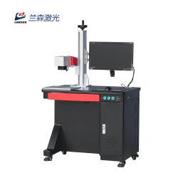 Marcação de cor Ss Jpt Mopa Logotipo Marcador Impressora a Laser de fibra