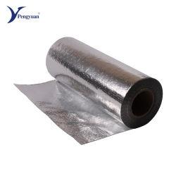 Materiais resistentes ao calor Tecido reflector em alumínio laminado