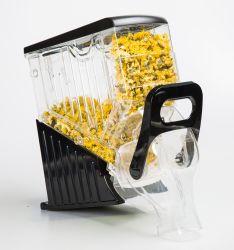 Distributeur en plastique distributeur d'aliments secs