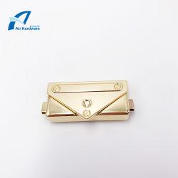 Heißer verkaufender spätester Art-Klipp-Verschluss-Metallverschluß für Dame-Handtasche