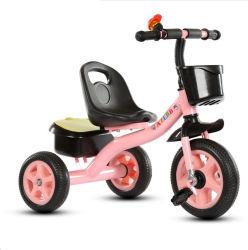 طفلة درّاجة ثلاثية مع [نو تب] مؤخّرة سلة
