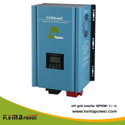 Gpsw-II 6kW Power Pure Sine Wave Solar Inverter 、充電器付き