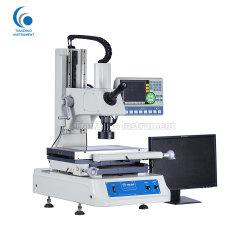 На заводе питания цифровой микроскоп измерения с помощью мощного программного обеспечения