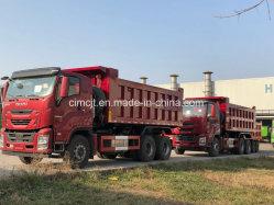 Novo motor Isuzu Giga Roda 10 460 HP caminhão de caixa basculante