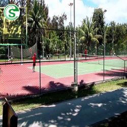 Stade galvanisé Grillage de la Cour de sport