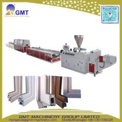 Fenêtre PVC Plasitc large cadre de la porte de l'extrudeuse de profil|Making Machine Ligne de production d'Extrusion