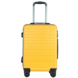 2019 PC valise trolley Voyage au design cas défini pour l'aéroport de bagages