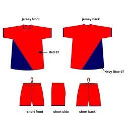 De in het groot Atletische Uniformen van het Voetbal van Jersey van het Voetbal van de Sublimatie van de Slijtage
