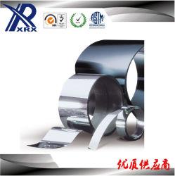 alta qualità ultrasottile della bobina della striscia di precisione dell'acciaio inossidabile 316 di 0.01mm con il prezzo ragionevole!