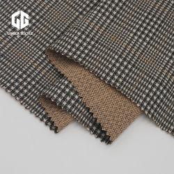 2019 Nouvelle conception fils teints de rayonne de nylon Spandex Jacquard utiliser