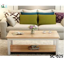 Tavolino da salotto moderno di legno della Tabella di tè di disegno semplice