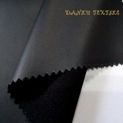 의류 핸드백을%s 모조 합성 물질 TPU 가죽 직물, Eco-Friendly 방수 앞치마 직물