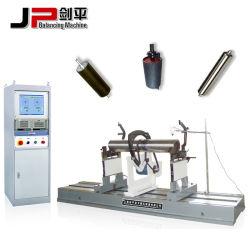 Usine de papier rouleau en caoutchouc du rouleau de machine d'essai de la machine d'équilibrage
