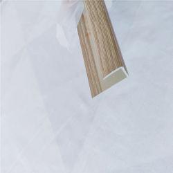 기계적인 처리 알루미늄 백색 알루미늄 밀어남 단면도를 누르는 CNC