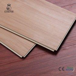 7mm WPC suelos de interior suelos de plástico resistentes al calor
