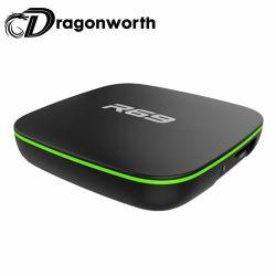 أفضل تلفزيون Android Xbmc، مربع R69 AllRyer H3 1g 8g كبل رقمي لتلفزيون HD WiFi TV Box Video Android Magic TV جهاز فك تشفير التلفاز Smart WiFi