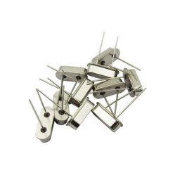 Hc-49nosotros Oscilador de cristal de cuarzo DIP 3.2768~64MHz