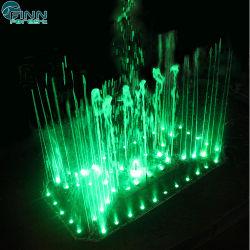 Extérieure ou intérieure amovible décoratifs Musical de lumière LED Fontaine à eau
