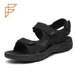 Topsion bester verkaufender handgemachte Feld-Mann-Fußbekleidung-flacher Sandelholz-Sommer