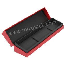 Luxuxarmband-verpackender Papiergeschenk-Schmucksache-Kasten