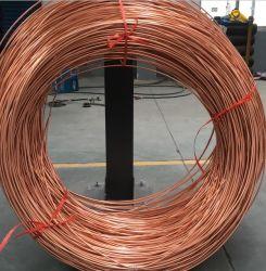Tube en acier recouvert de cuivre Bundy pour réfrigérateur condenseur