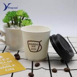Jetables personnalisé de haute qualité du café chaud l'isolement de la coupe du papier