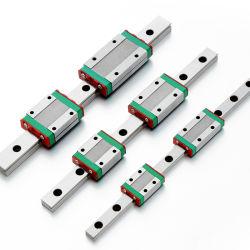 7mm線形ガイドMgn7 100-700 mmの線形柵+ CNCのためのMgn7h/Mgn7cのブロック
